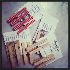 Lovely kitchen pins handmade <3