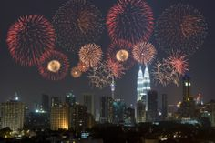 Kuala Lumpar at night Singapore Malaysia, Emperor, Southeast Asia, Night Life, Skyscraper, Chandelier, Tropical, Scene, Tours