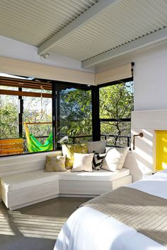 All 20 posh little bungalows feature private balconies, bold color accents and forest views. Rio Perdido (Liberia, Costa Rica) - Jetsetter