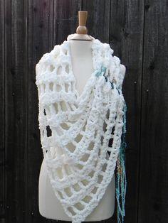 Crochet Pattern Poncho Wrap scarf neckwarmer shawl wrap handmade gift cccoe team Spring Fashion summer poncho crochet pattern womens pattern girls pattern yarn poncho 3.00 USD #goriani