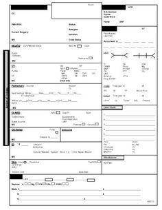 Critical Care Nursing Assessment Form  Pediatric Nursing