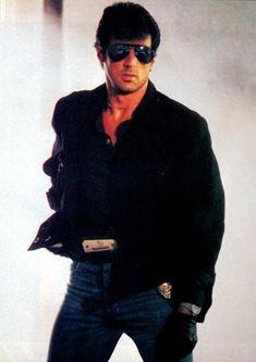 Stallone Cobra, Stallone Rocky, Chroma Key, Schindler's List Movie, Rocky Film, Silvester Stallone, Films Cinema, Extraordinary People, Tough Guy