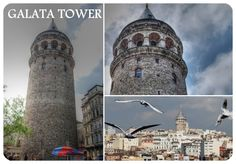 Galata Tower - mine says must see go to the top for cheap beautiful view of the city.