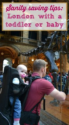 Top tips for families visiting London with a toddler or baby to help them make the most of their visit. Avoid meltdowns and enjoy your city break with kids