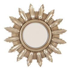 I pinned this Sunburst Wall Mirror from the Zodiac: Sagittarius event at Joss and Main!