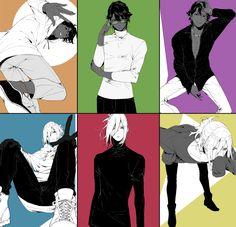ゆずや (@46yuz) さんの漫画 | 101作目 | ツイコミ(仮) Fate Servants, Fate Anime Series, Fate Zero, Mystic Messenger, Fate Stay Night, Cute Characters, Character Concept, Art Reference, Comic Art