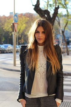 Blouse + perfecto