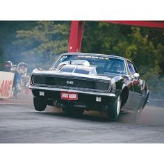 Custom Street Racing Cars 1967 Chevy Camaro Front View Photo 2 ❤ liked on Polyvore