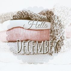 Shared by Mary Black. Find images and videos about winter, december and hello december on We Heart It - the app to get lost in what you love. Hello December Tumblr, Hello December Images, December Pictures, Bullet Journal Christmas, December Bullet Journal, Christmas And New Year, Winter Christmas, Christmas Time, Pink Christmas