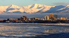 Anchorage<3 one of my favorite places in the world!