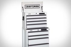 Craftsman Dry Erase Tool Chest / now I just need to find the pink one