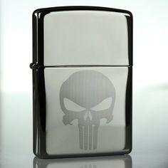 Punisher Skull Symbol Chrome Zippo Lighter A S P http://www.amazon.com/dp/B009AE25DW/ref=cm_sw_r_pi_dp_B8d2tb1RCP9B6DN6