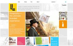 Landor Associates #web #design #inspiration