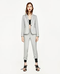 Blazer Blazers And Women Linen Blazer Pinterest Lino Zara g0qOrZFg