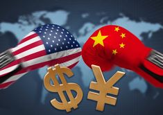 China to penalize $60 billion of U.S. imports in tit-for-tat move #china #USA #tradewar #forexmarket www.traderpulse.com Fundamental Analysis, Tatting, China, War, Twitter, Bobbin Lace, Needle Tatting, Porcelain