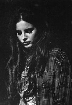 Lana Del Rey. God she's perfect:(