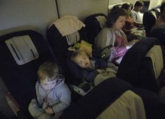 "Flying with a toddler? How not to get kicked off the plane. ""I do know that any parent of an active young child has got to spend as much of their airport time as possible exercising him. The more energy a young boy burns off before the flight, the less squirmy and cranky he will be onboard."""