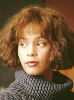 "Whitney Houston en""El Guardaespaldas"" (The Bodyguard), 1992"
