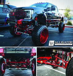 SEMA is right around the corner! Whos ready? F250 Ford, Monster Trucks, Vehicles, Corner, Car, Vehicle, Tools