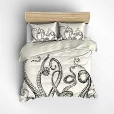Octo Tentacle Duvet Bedding Sets