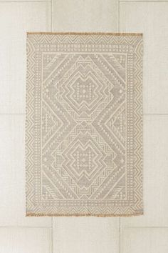 Gleason Woven Wool Rug - Urban Outfitters