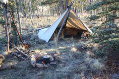 The Coronel's camp