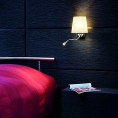 Bed Lights, Wall Lights, Design Moderne, Sweet Home, Lighting, Retro, Home Decor, Ideas, Wall Sconce Lighting