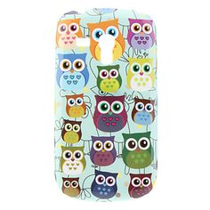 Owl Pattern Hard Case for Samsung Galaxy S3 Mini I8190 – USD $ 3.99 http://www.miniinthebox.com/owl-pattern-hard-case-for-samsung-galaxy-s3-mini-i8190_p591441.html