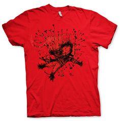 SNFU Voodoo Red T-Shirt