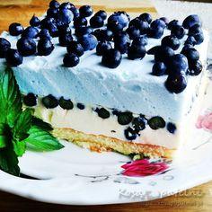 Polish Recipes, Polish Food, Something Sweet, Cheesecakes, Food And Drink, Yummy Food, Sweets, Cookies, Impreza
