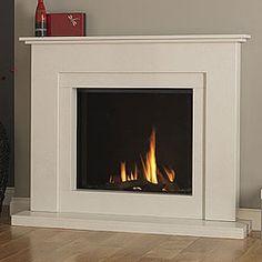Dru Fire Cara Conventional Flue Gas Suite