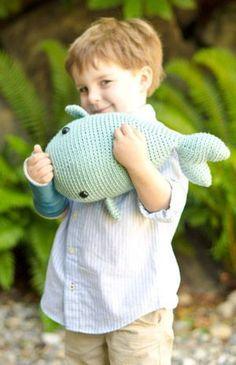 Richard The Whale: #free #crochet #whale #pattern