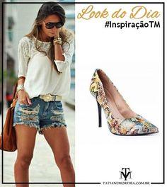 Para mulheres que amam estar elegantes sem abrir mão do conforto #tendência #verão2017 #TatianeMoreira www.tatianemoreira.com.br