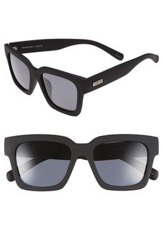 Le Specs Le Specs 'Weekend Riot' 55mm Sunglasses available at #Nordstrom