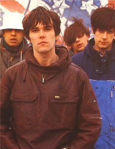 The Stone Roses. Love the music but thought they were awful live (and saw them three times as I thought it must be bad acoustics-it wasn't. Music X, Indie Music, Music Icon, Music Love, Music Bands, Music Is Life, Rock Music, Indie Boy, Band Photography