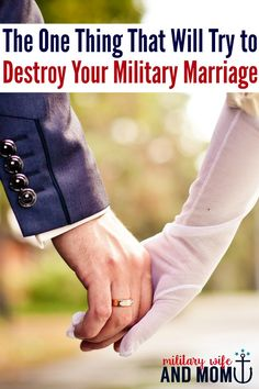 Keep a strong military marriage with this awesome tip! via @Lauren | Military Wife and Mom
