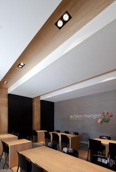 Au Bien Manger-Restaurant with elegant design 10