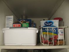 Mission: Organization: Storage Solutions for a Deep Pantry