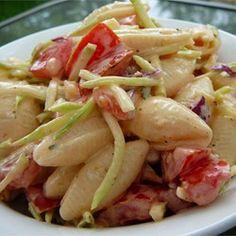 Pittsburgh Football Sunday Pasta Salad - Allrecipes.com