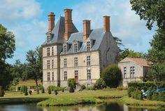 Château St. Hilaire ~ Vendee ~ France