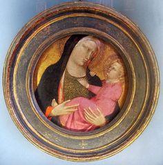 Spinello Aretino - Madonna col bambino - 1350-1374 ca. - Museo Bardini, Firenze