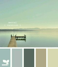 Soothing Colors For Bedroom soothing colors for spa | 10 zen-inspired color palettes