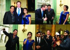 Channi Singh & Mona Singh 1st Bhangra Artists To Perform At 10 Downing Street.