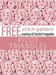 Stitch Patterns 45 free patterns