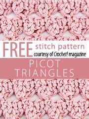 Stitch Patterns 45 free patterns