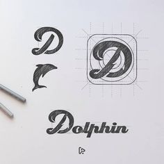 Dolphin Logo Concept designed by Garagephic Studio. Connect with them on Dribbble; the global community for designers and creative professionals. Logo Design Examples, Graphic Design Tips, Graphic Design Inspiration, Branding Design, Logo Design Tips, Corporate Branding, Logo Branding, Brand Identity, Icon Design