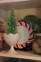Opulent Cottage: Candy Christmas Kitchen