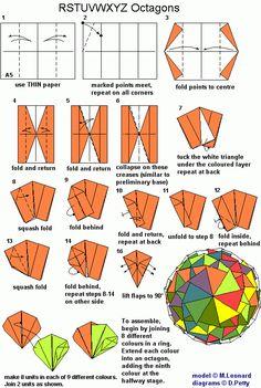 TUVWXYZ hexagons