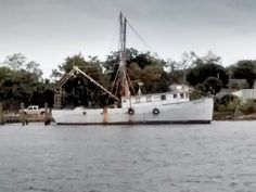 Working boat, Amelia Island, FL