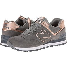 Love the Precious Metals collection from New Balance Classics. #ontrend #sneakers #shoelove